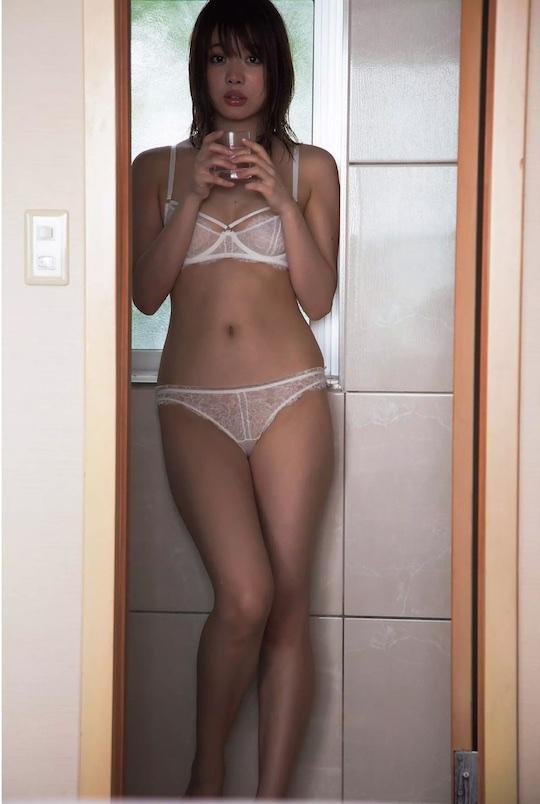 moegi nanami nude sexy naked body gravure idol photo japan