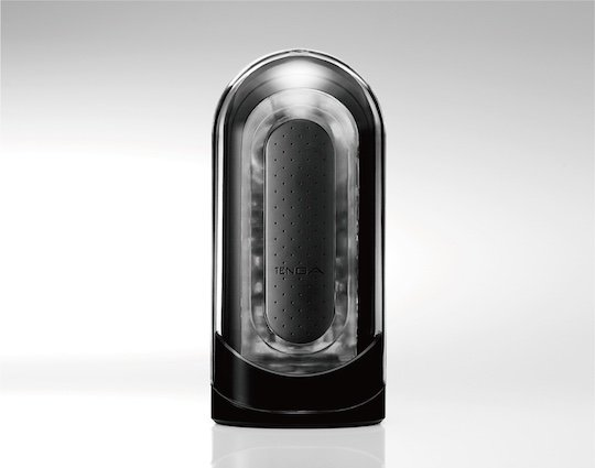 tenga flip zero 0 black designer masturbation toy japan