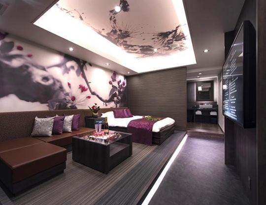 hotel tsubaki luxury love hotel tokyo