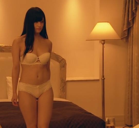 moe amatsuka shoko takahashi takasaki nude naked scenes sex abematv drama Tokumei Kakaricho Tadano Hitoshi series two 2
