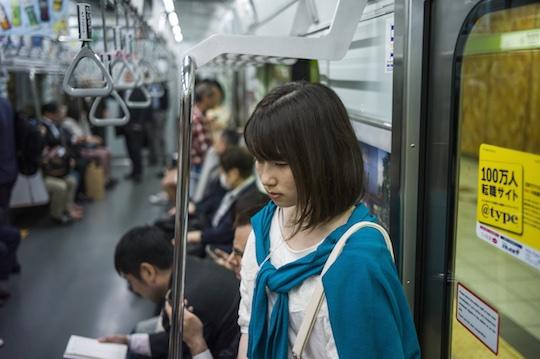 Japanese chikan