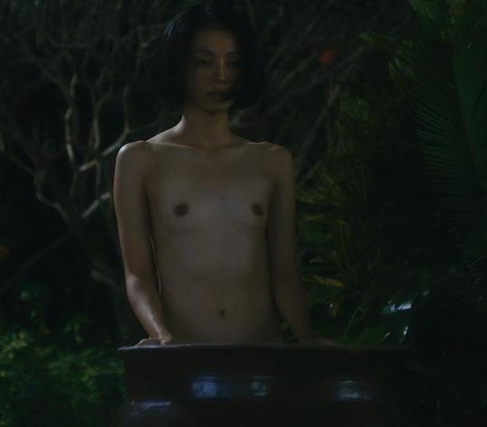 hikari mitsushima nude naked sex scene movie film japanese actress umibe no sei to shi life and death on the shore