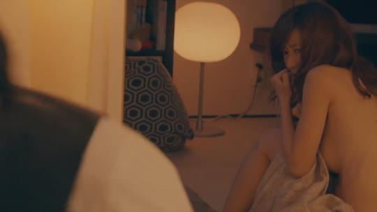 marika matsumoto sex scene nude naked japanese television holiday love drama asahi