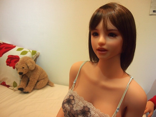 orient industry sex doll showroom japan