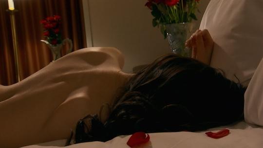 chiaki kuriyama sex scene nude fukigen na kajitsu television drama hot