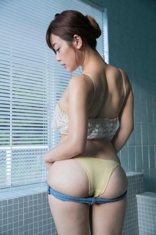 ena fujita butt sexy hot japanese