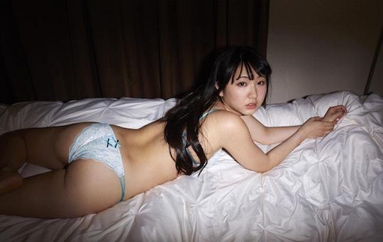 kanae shiina butt sexy