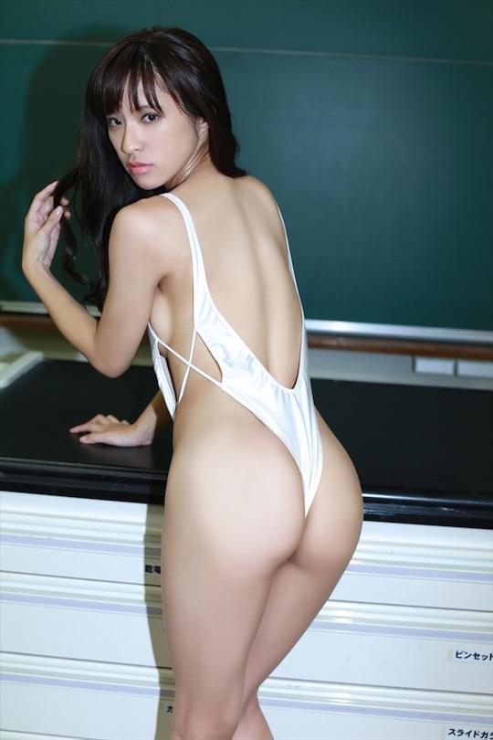 kifune hara sexy body butt