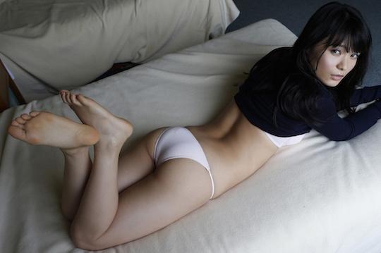 mizuki hoshina amazing butt
