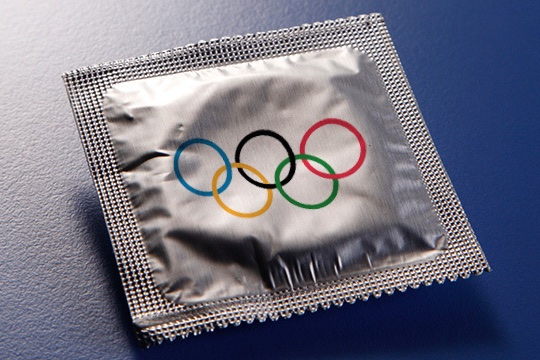 olympic condom japan tokyo 2020 sex