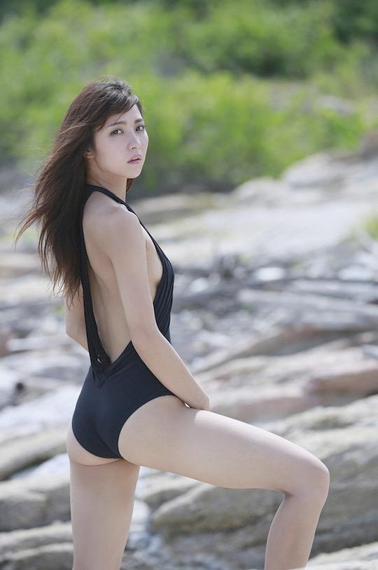 ren ishikawa sexy butt