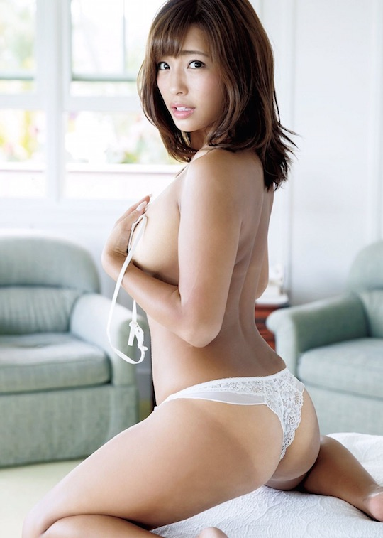 rina hashimoto butt body amazing japanese