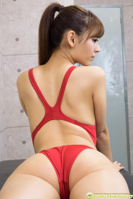 yui kohinata butt body