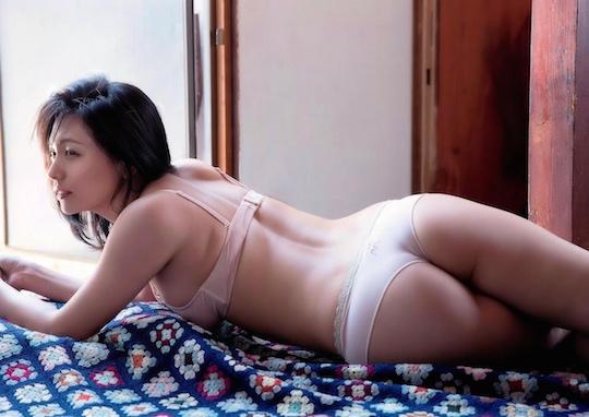 yukie kawamura sexy butt
