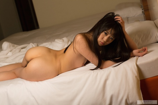 yura sakura butt naked ass sexy
