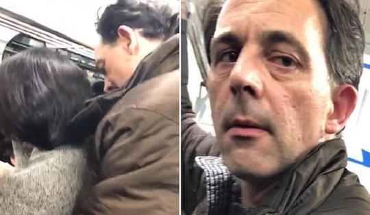 chikan train molester gaijin foreigner japan tokyo
