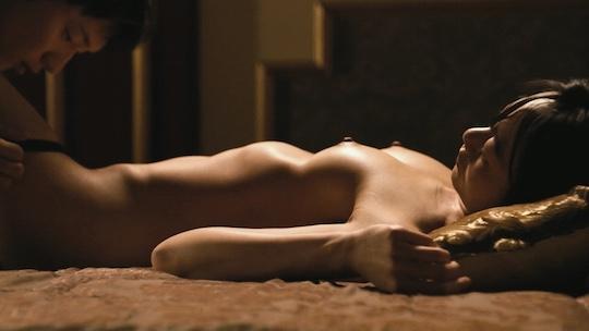 bae doona sense8 finale south korean actress sex scene nude naked