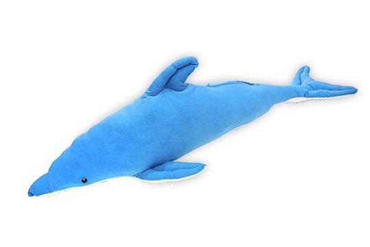 daimaoh dolphin plush hug pillow dakimakura
