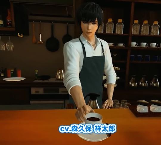vr kareshi virtual reality boyfriend otome romance game japan