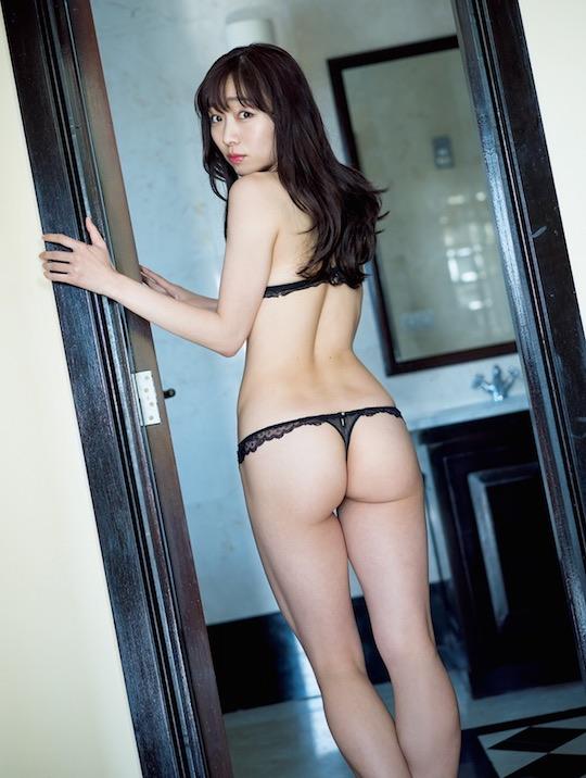 akari suda sexy debut first photobook ske48 idol