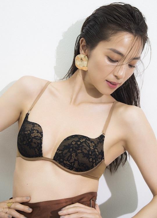 anne nakamura peach john model lingerie underwear sexy japanese