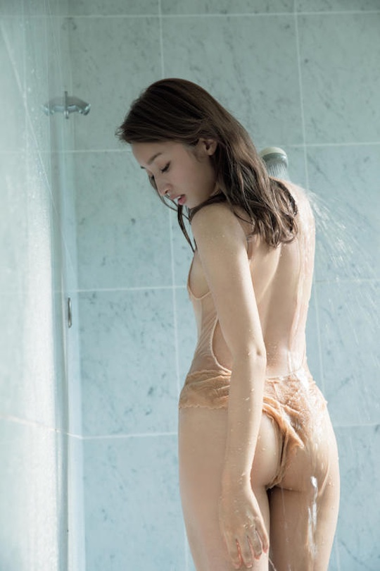 ayaka umeda debut photo book nude naked sexy akb48 idol