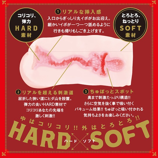 newnew onahole hard soft masturbator mewmew catgirl japanese sex toy