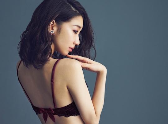yuki kashiwagi ravijour sexy lingerie underwear