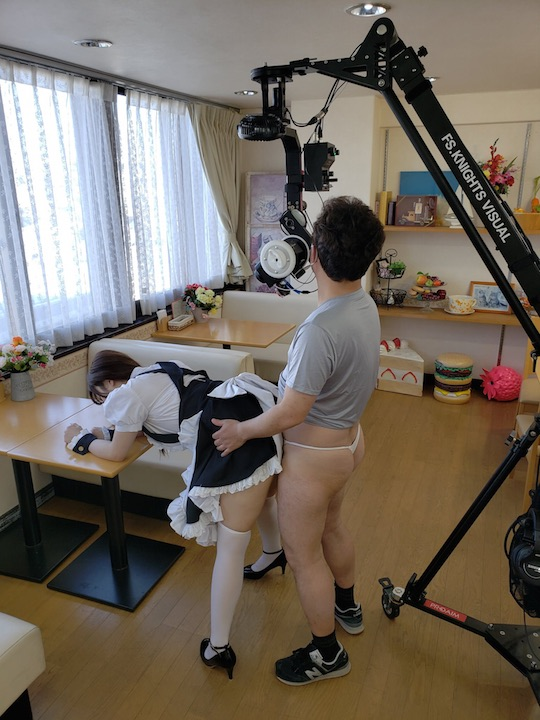 japan adult virtual reality porn shoot sexy