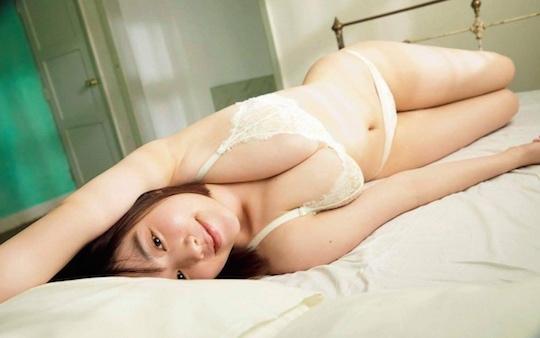 miwako kakei japanese gravure model beautiful