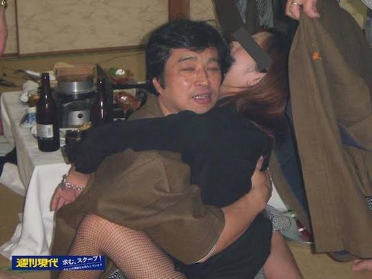 teru fukui politician japan sex scandal adultery affair