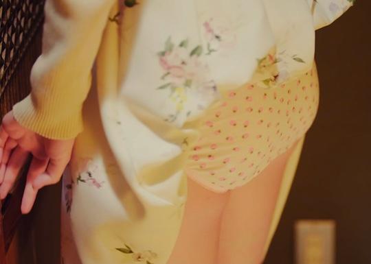 yuki kashiwagi AKB48 idol japanese sex scene television drama show MBS TBS kono koi wa tsumi na no ka shogi player cute panties