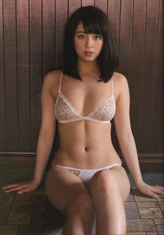 yurina yanagi nude naked gravure idol japanese
