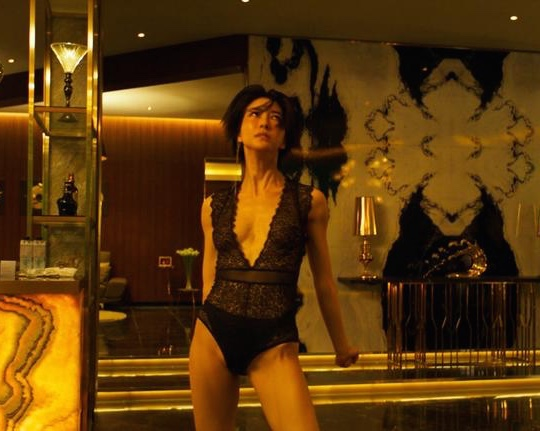 jin seo-yeon believer nude naked sex scene korean movie actress