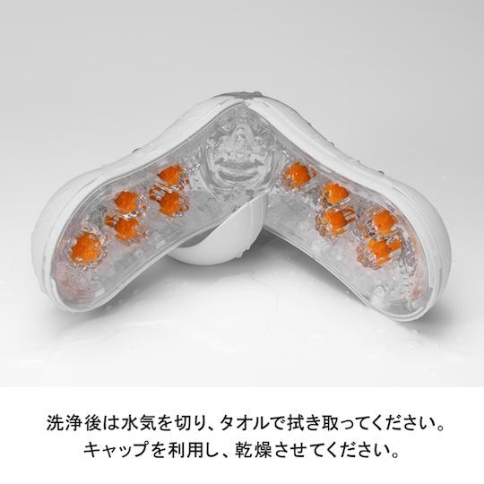 tenga flip orb orange crash blue rush male masturbation adult toys designer sex japanese