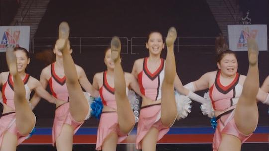 Lets Go, JETS! From Small Town Girls to U.S. Champions?! panchira panties hirose suzu ayami nakajo