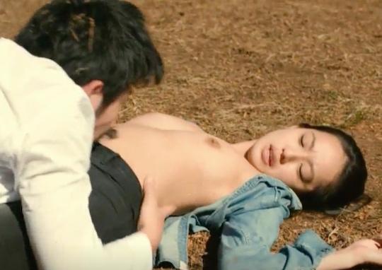 wet woman in the wind sex scene nude naked japanese yukimamiya michiko suzuki movie actress watch