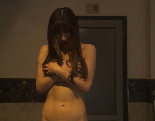 bambi watanabe hostess drama nude naked sex scene kabukicho rinka bengonin tv tokyo series