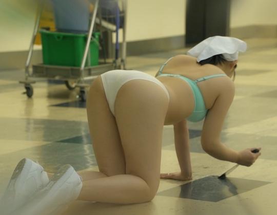 saki suzuki iyasaretai otoko japanese tv television drama sex scene nude gravure idol