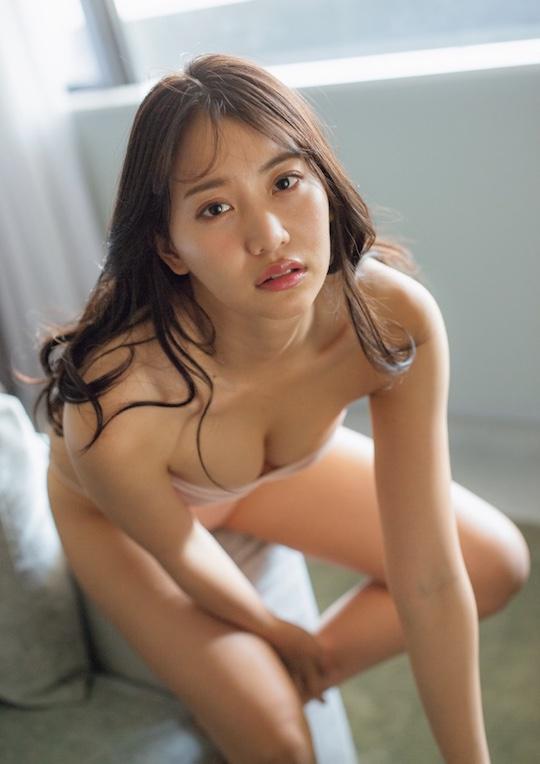 mariya nagao idols akb48 alluring sexy shoot picture japanese