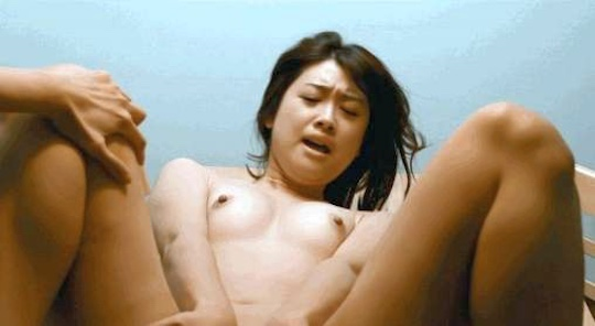 The Woman Who Keeps a Murderer Satsujinki o kau onna rin asuka hideo tanaka sex scene lesbian movie japanese film nude naked