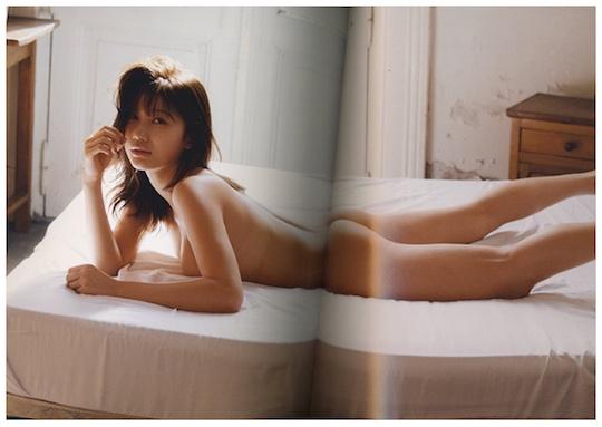 Nudes japannese Sexy Nude