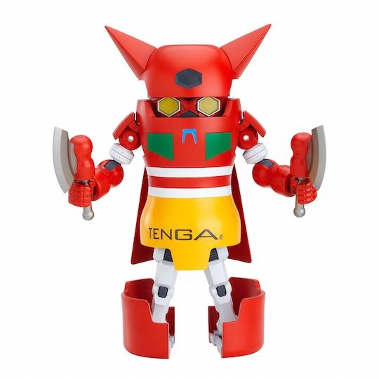 tenga robo robot toy character go nagai mecha