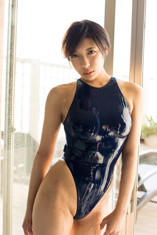 marina asakura nude gravure model idol gradol japanese naked sexy