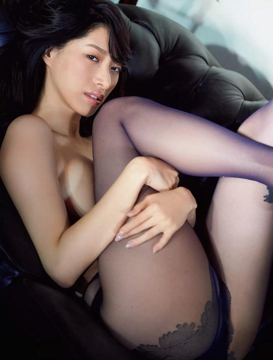 Nude gravure Japan Nude