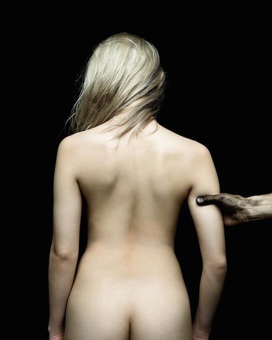 KOM_I wednesday campanella nude hair photo shoot naked full frontal sexy