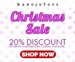 kanojo toys christmas sale