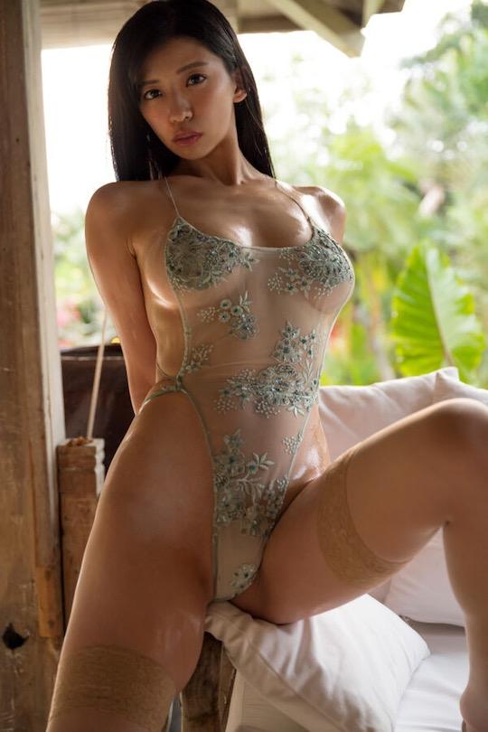 maria sano japan bust idol model hot amazing body keirin babe