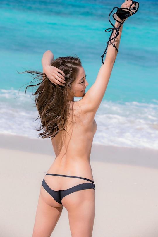 asami kumakiri forty year old japanese model nude photo book jukujo bare self