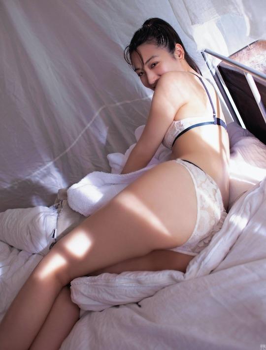 airi sato gravure model idol actress beauty japanese ideal proportions body